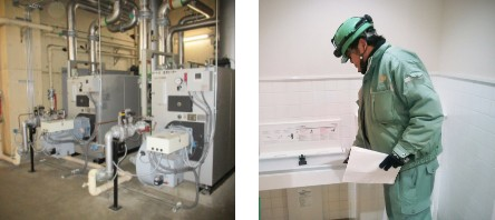 給排水衛生設備工事3