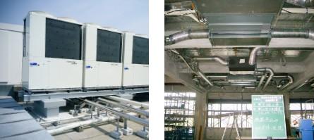 空調設備工事2